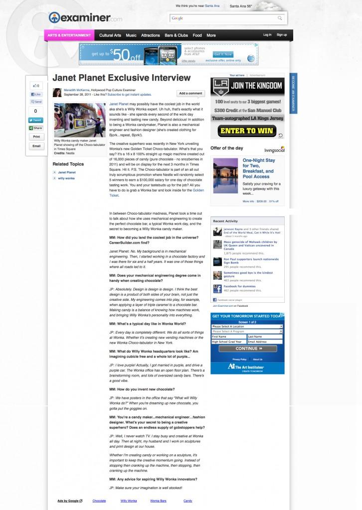 ExaminerExclusive2011